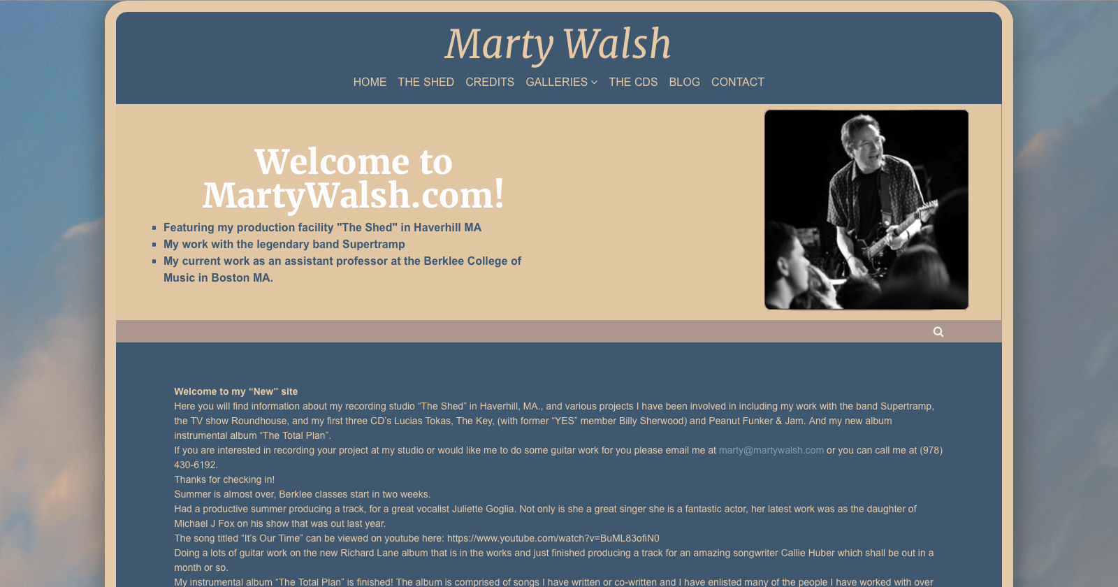 martywalsh.com