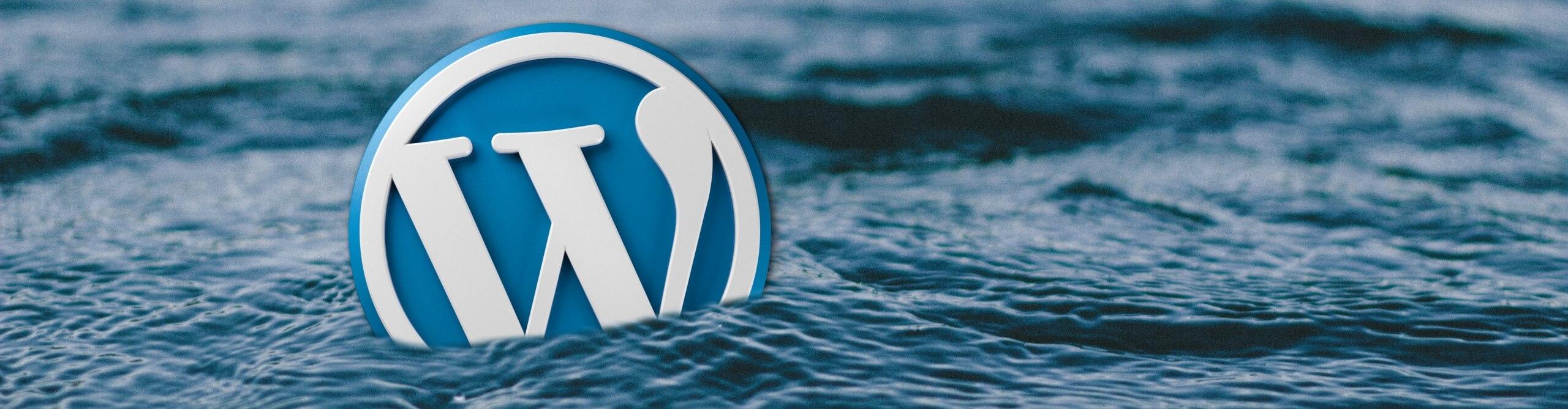 MikeGriffin.me WordPress Water Banner