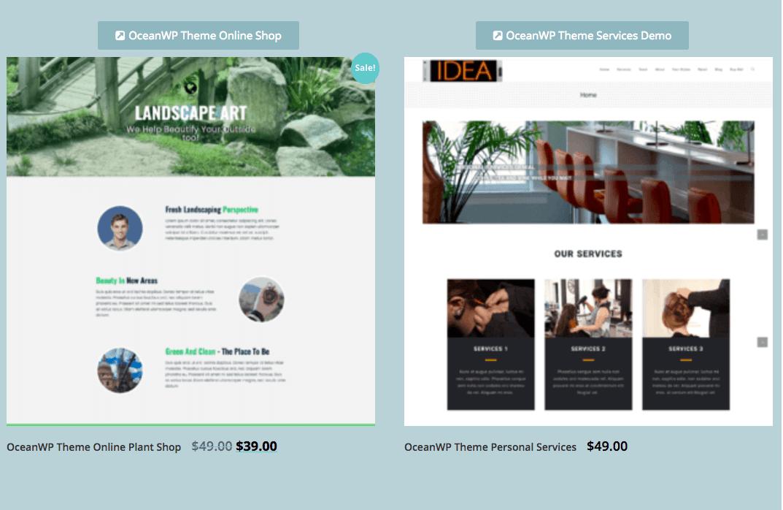 New $49 Elementor Websites